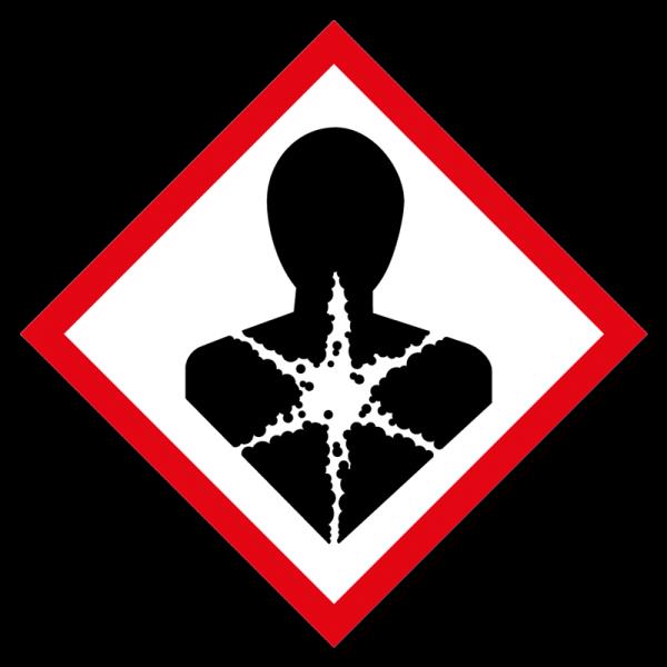 Aufkleber Gefahrgut GHS